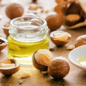 クレンジングオイル_マカデミア種子油